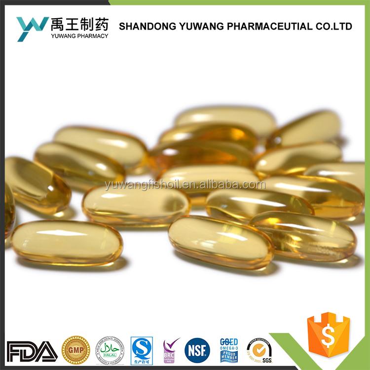 ISO/GMP certificated Fish oil omega 3 in bulk