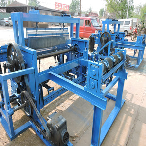 Crimped Wire Mesh Machinery and Equipment Supplier