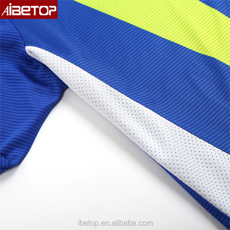 5e5d05f0c OEM Service Sportswear Factory Of Custom High Thai Quality Soccer Football  Jersey Uniforms Set Clothes Design