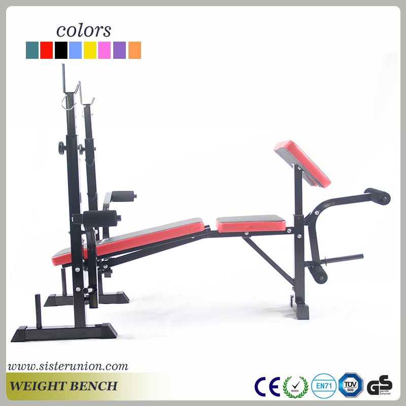 Portable Folding Straightening Weight Lifting Bench Buy