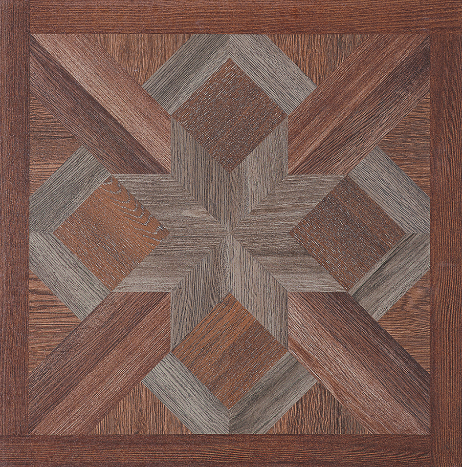 60x60cm rustic wood look porcelain tiles for floor
