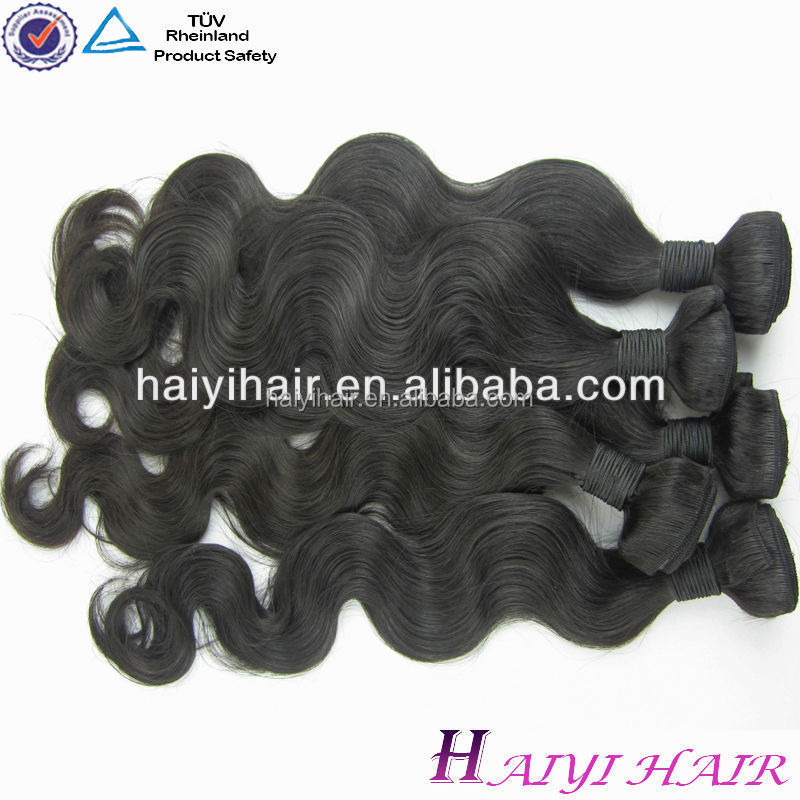 Manufacturer Supply High Quality unprcessed raw Brazilian hair weft