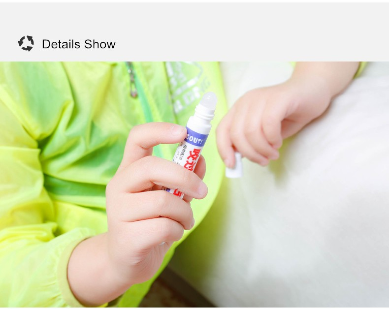 Bugout 2016 new product after bite, Anti-itching Gel for baby children