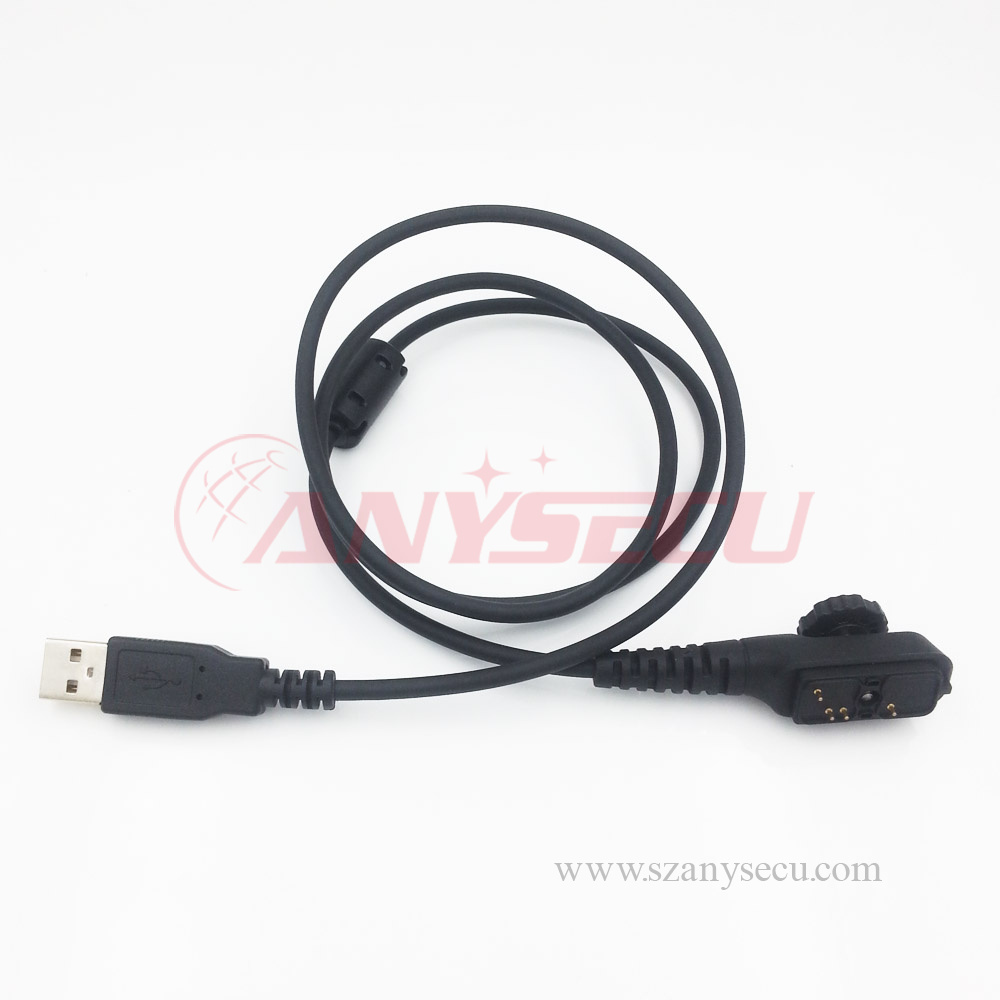 USB Programming Cable for walkie talkie HYT Hytera PD700 PD780 PD708 PD580 PD788 PD702 intercom walkie talkie