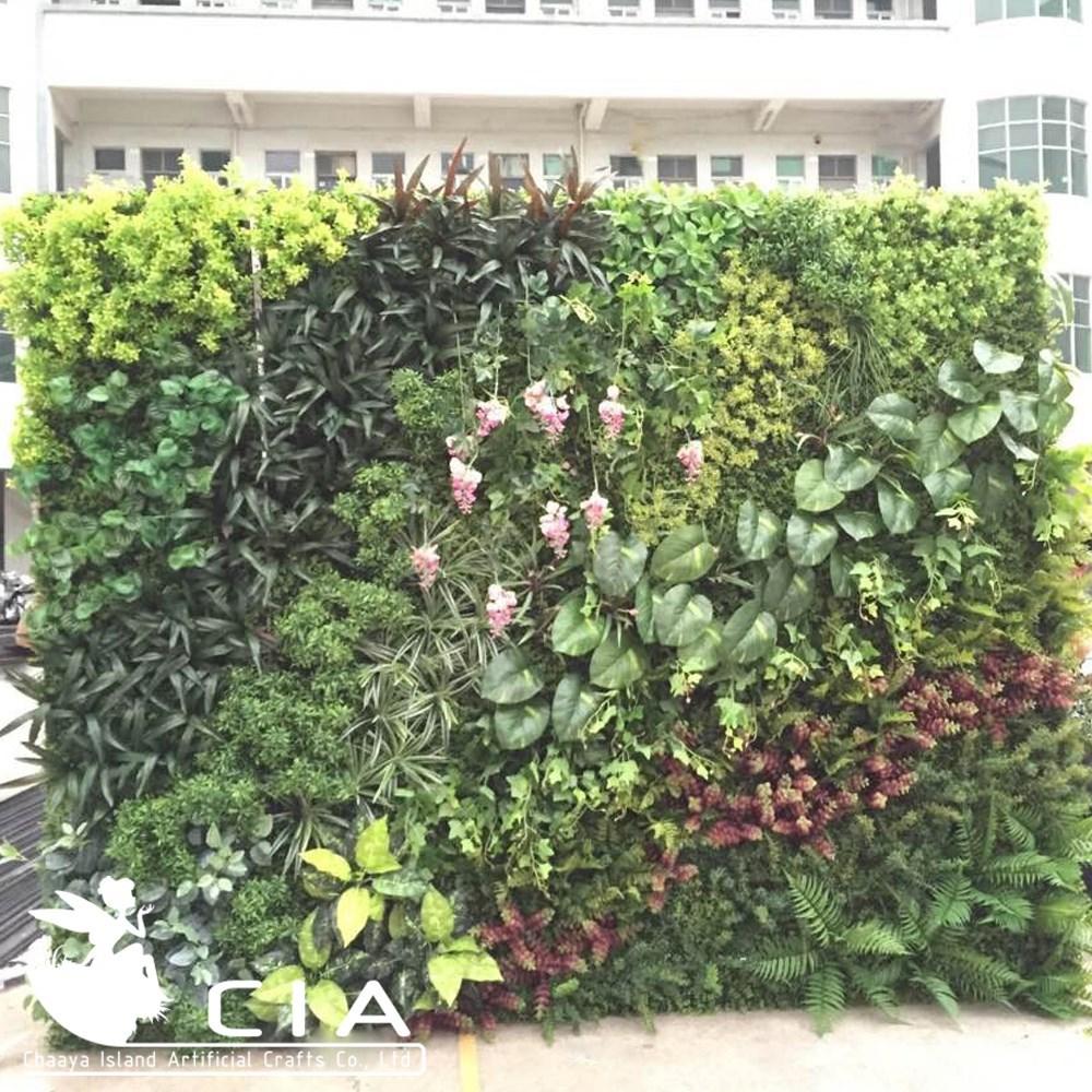 Artificial Vertical Garden Plant Wall Living Wall   Buy Plant Wall, Artificial Vertical Garden Plant Wall,Living Wall Product On Alibaba.com