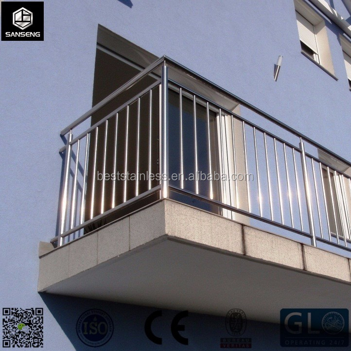 Steel Balcony Railing(we Can Fabricate The Tubular,Wire ...