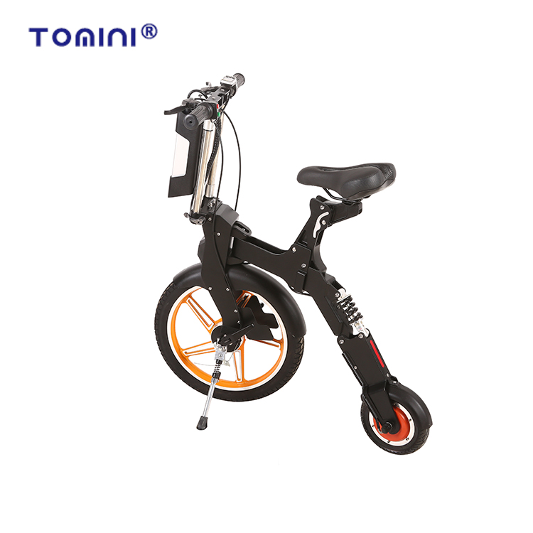 The most popular portable mini <strong>folding</strong> e bike with USB charge port