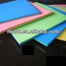 60 shores colorful eva pe foam sheet for children toy