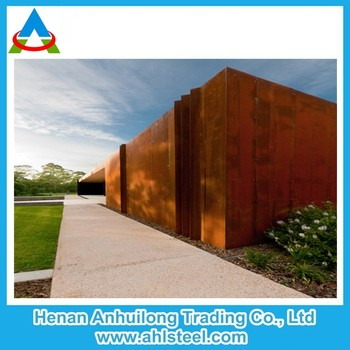 High Quality Rust Surface Metal Sheet Corten Steel M2 Price Buy