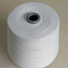 spun polyester weaving yarn fine count 30/1 CV unwaxed