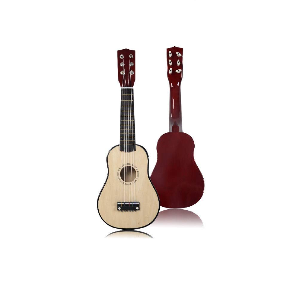 """25"""" Kids Acoustic Guitar 6 String with Pick Beginners Children Kids Gift"""