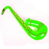 Plastic Inflatable Musical Instruments Inflatable Trumpet