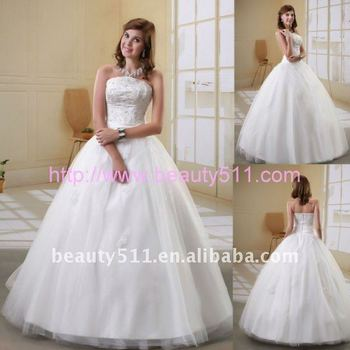 Bridal Gowns Factory New Design Tull Net Wedding Gowns Astergarden ...