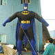 Hola funny giant inflatable batman cheap inflatable cartoon characters model
