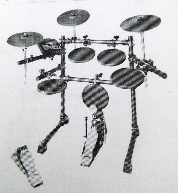 high grade ESD-907-5SK80 Electric Drum kit, View electric drum kit,  Tongxiang Product Details from Zhangqiu Tongxiang Musical Instrument  Factory on