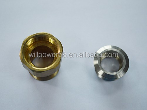 POP Oem Service Offered Precision Cnc Turning Parts For Led Lamp