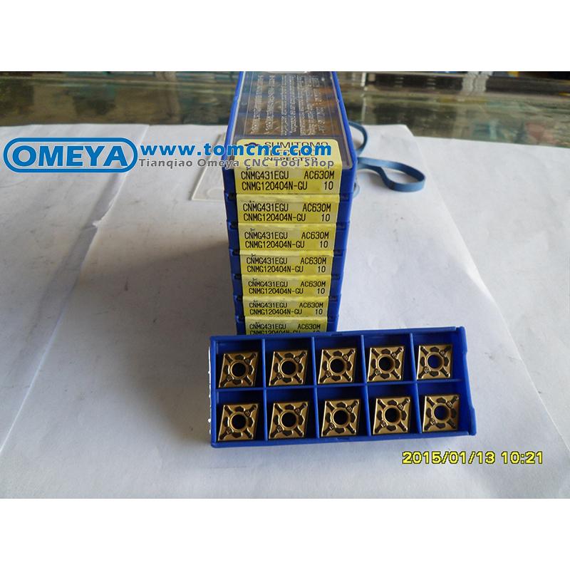 NEW SUMITOMO CNMG120408N-SX AC2000  10 PCS