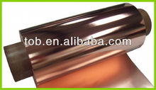 electrolyte copper foil/Cu foil for lithium battery anode material ,Single Glossy