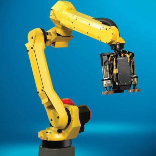 High efficiency 6 axis industrial robot welding machine manufacturer