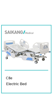 SK010-2 Made In China Low Price Hospital Medical Home Care Bed