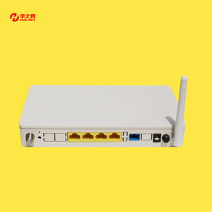 4GE+CATV+WIFI GPON onu 2 antennals 300M FTTH/FTTP access application for resident and business users