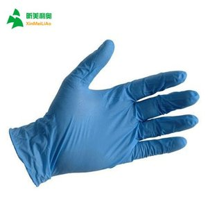 Factory directly best selling biodegradable disposable nitrile gloves