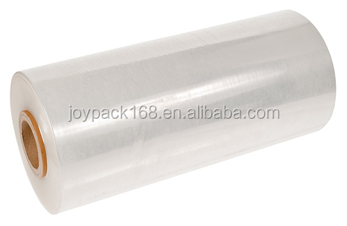 transparent soft environment friendly lldpe stretch film was used in industial filed