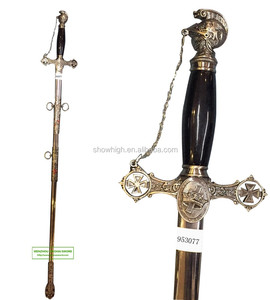 Knights Templar Past Commander Sword ceremonial sword 953077