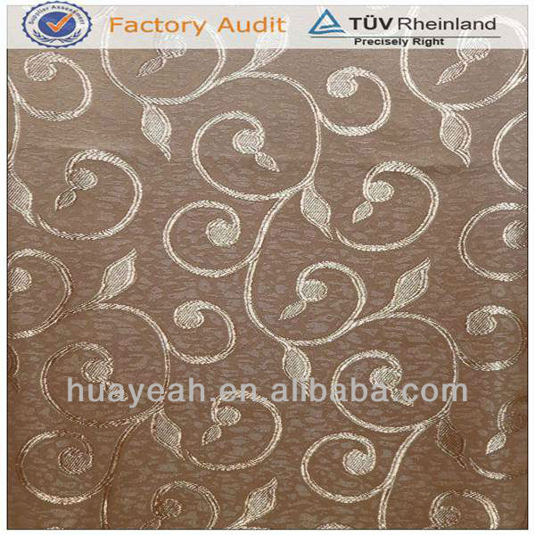 Poli ster jacquard telas para cortina tejido de punto identificaci n del producto 300000305295 - Telas opacas para cortinas ...