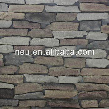 faux stone panel3d wall panelheat insulation soundproof