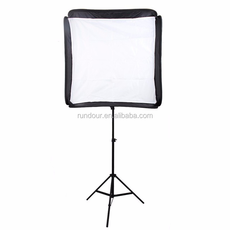 "Light Weight Softbox 40 * 40cm/15"" * 15"" Flash Diffuser For Speedlite Flash Light Photography"