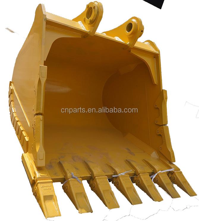 Chinese High Quality Q345B+NM450 Excavator Rock Bucket 20tonne Digger for Hitachi/Volvo/Kobelco/Case/Liebherr/Kubota Rock Bucket