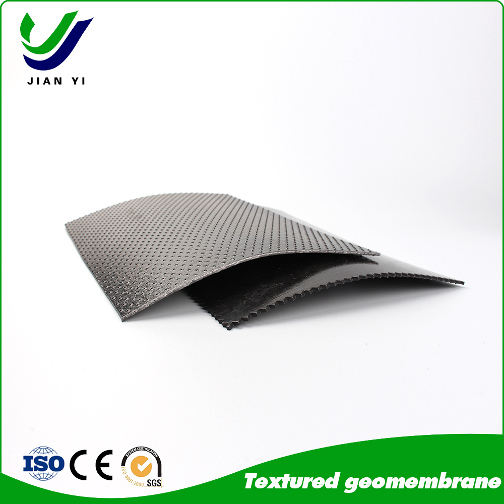 Hot Selling Hdpe Geomembrane Price,1.5/2mm Hdpe Black Roll Hdpe ...