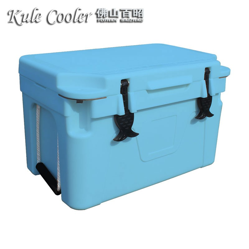 Cold Chain Storage Outdoor Plastic Insulated Camping Fish Cooler Box