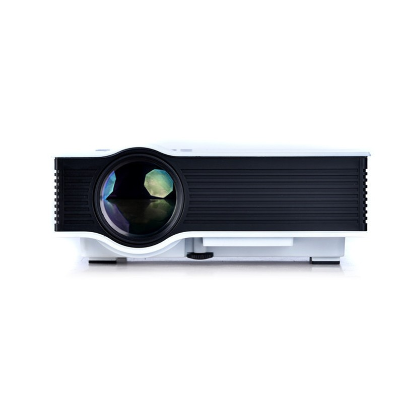 UNIC UC40+ Simplified Micro Projector 800 Lumens 800 x 480 Pixels HD Projection Support 1080P