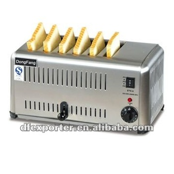 907494d75 460x210x225mm Js6ats 6-slice 220v Delicious Bread Toaster Machine ...