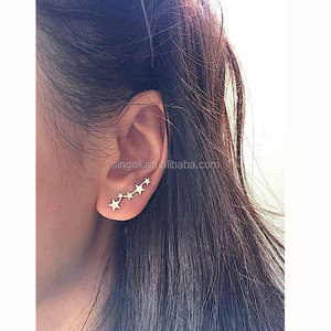 b5c4918d77f7 Ear Climber Earrings