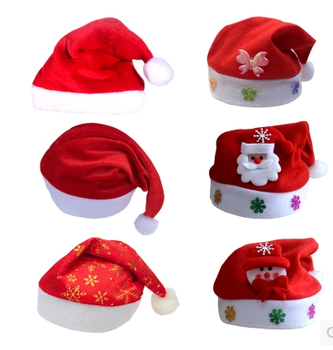 hot selling dancing funny christmas hat for adults - Funny Christmas Hats Adults