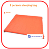 Waterproof 3.8 kg double sleeping bag