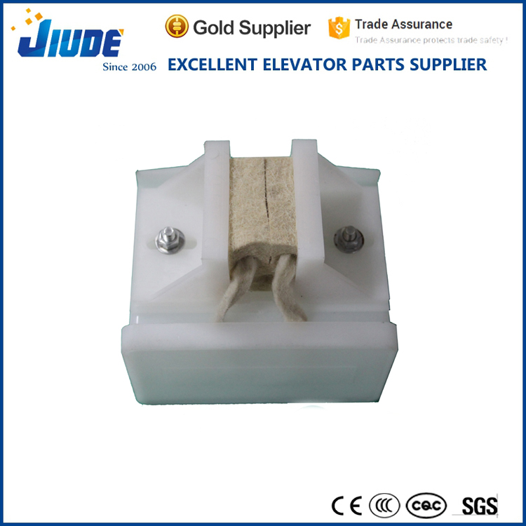 Widely used 2016 hot sell Mitsubishi elevator parts quare oil can