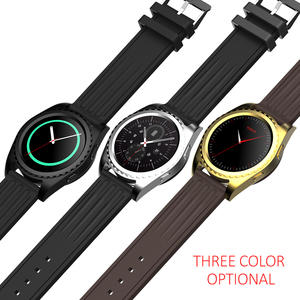Customize Black Support Mp3 Mp4 Best Cheap Smart Watch