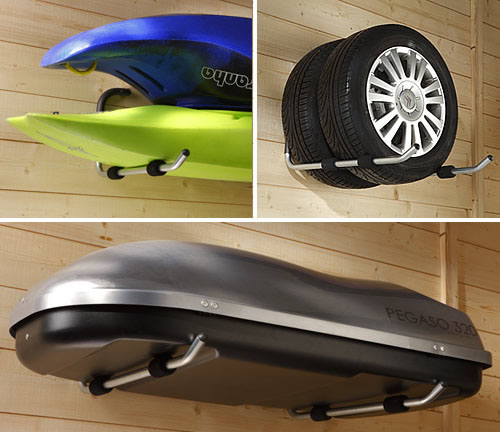 auto dachbox halterung surfbrett halter kajak kanu wand. Black Bedroom Furniture Sets. Home Design Ideas