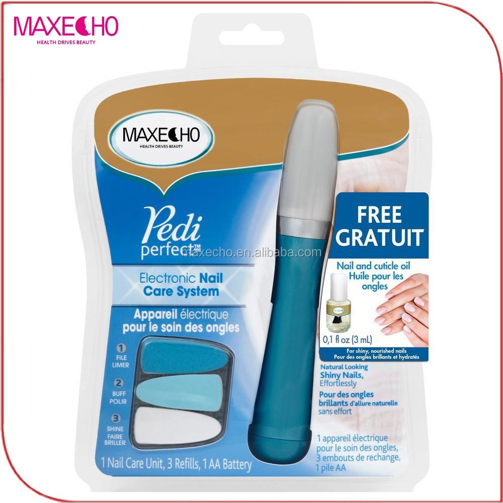Maxecho Beauty Nail File,Personalized Nail Files,Decorative Nail ...