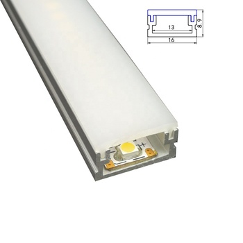 SDW010-16X8.9MM Floor Aluminum Led Profile For 13mm Strip