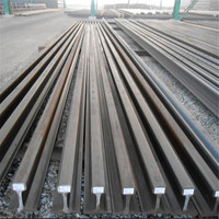 45mn 60KG/M railway rail application heavy steel rail