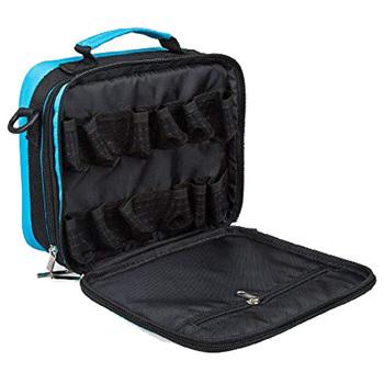 42 Bottle Essential Oils Carrying Case Organizer Travel Bag