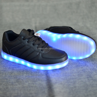 Cheap china supplier kids sport shoes with light led shoes children alibaba shop