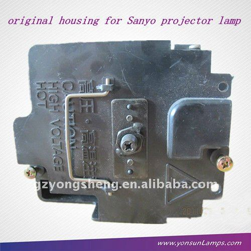 Original Ushio Projector Lamp Replacement with Housing for Sanyo POA-LMP147