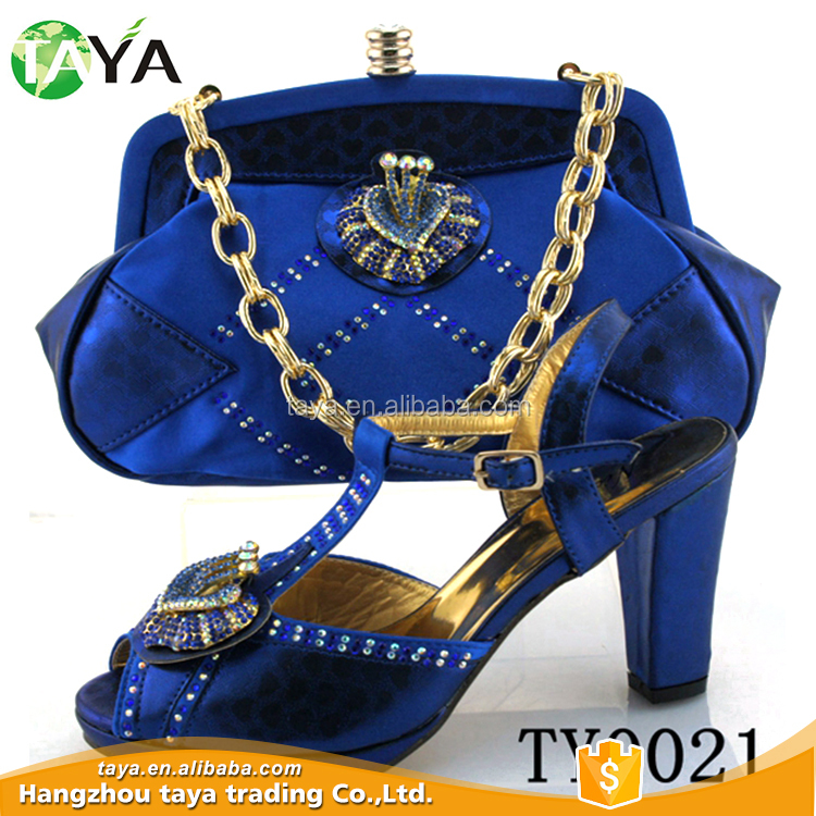 bags and blue and shoes matching italian set shoe ladies bag in vBB8F