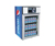84L Commercial Countertop Pepsi Cooler Display Showcase Cold Drink Countertop Pepsi Refrigerator